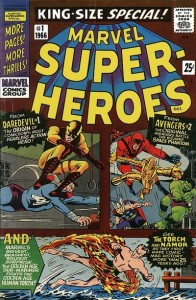 Marvel Super-Heroes 1