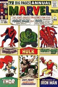 Marvel Tales 1