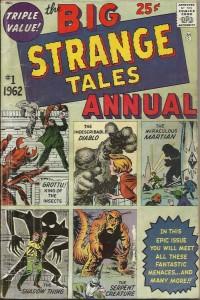 Strange Tales Annual 1
