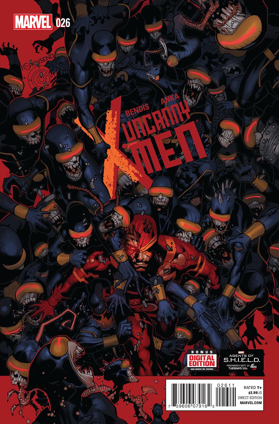 Review: Uncanny X-Men 26-31