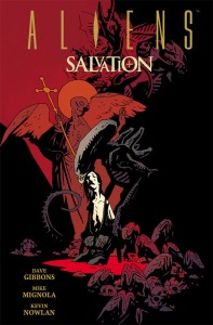 Aliens Salvation cover