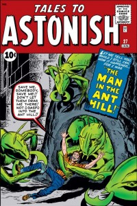 Tales To Astonish 27