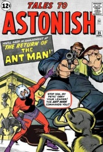 Tales To Astonish 35