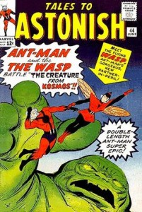Tales To Astonish 44