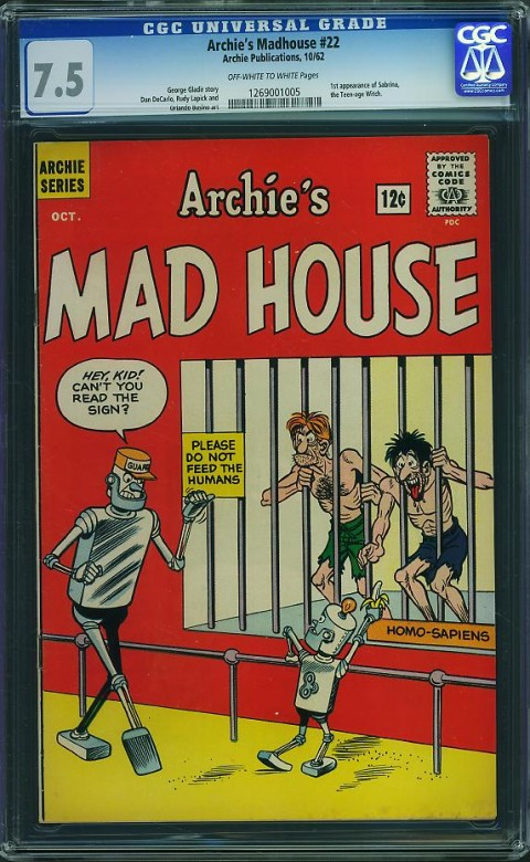 ah 90 archie madhouse 22