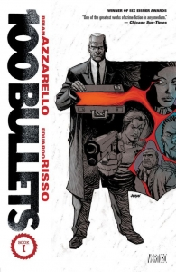 100 Bullets Deluxe Book One cover