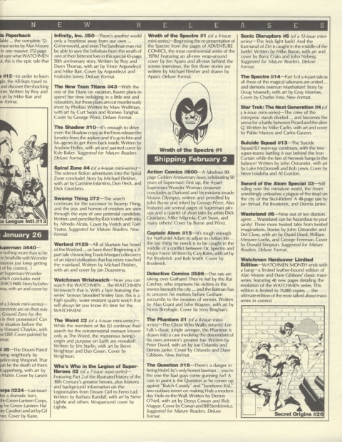 DC Releases May 88 Page 3