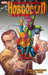 Spider-Man Hobgoblin Lives cover