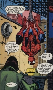 Spider-Man Hobgoblin Lives interior 1