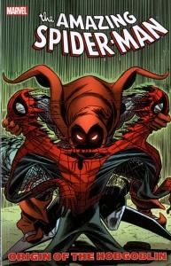Spider-Man Origin Of The Hobgoblin cover
