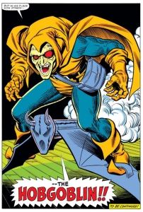 Spider-Man Origin Of The Hobgoblin interior 1