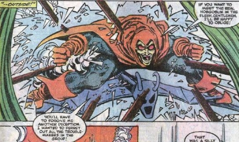 Spider-Man Origin Of The Hobgoblin interior 2