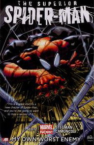 Superior Spider-Man Vol 1 cover