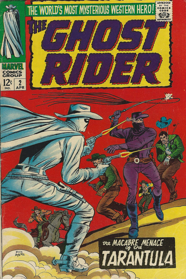 The Ghost Rider 1967 • Comic Book Daily