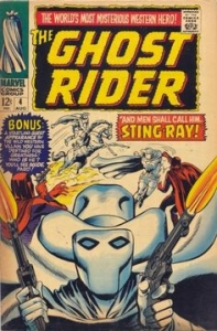 The Ghost Rider 4