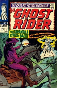 The Ghost Rider 5