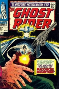 The Ghost Rider 7