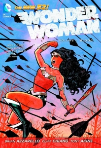 Wonder Woman Vol 1 cover