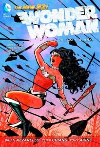 Wonder Woman Vol 1 cover