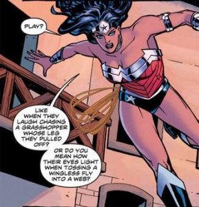 Wonder Woman Vol 1 interior 1