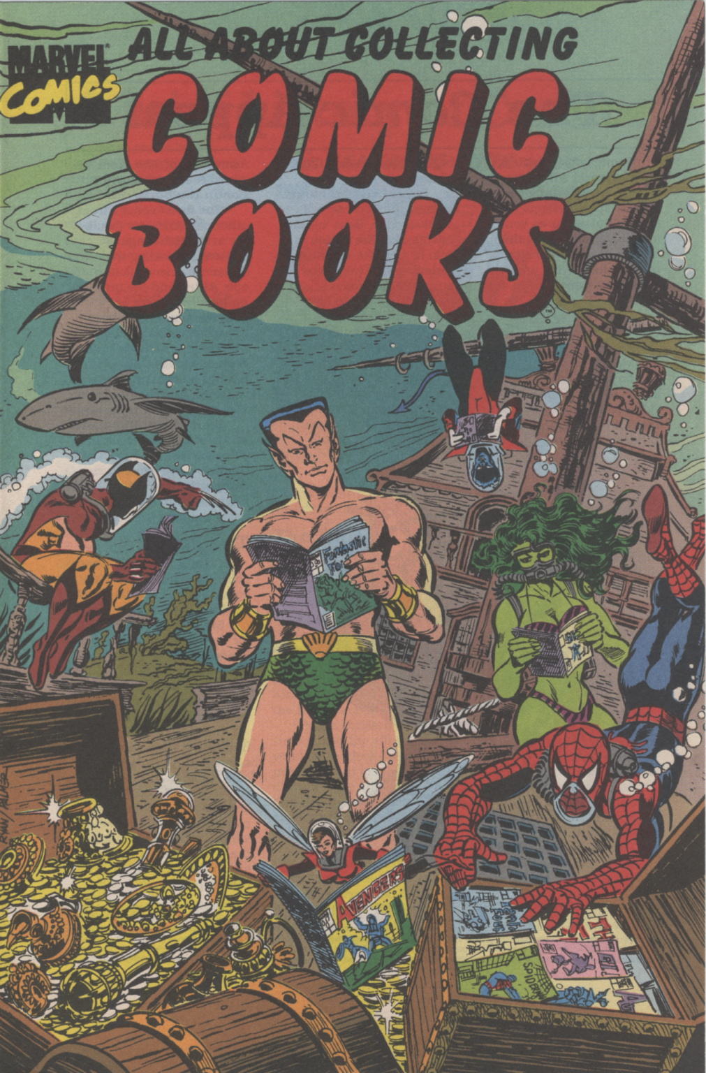 Time Capsule: All About Collecting Comic Books