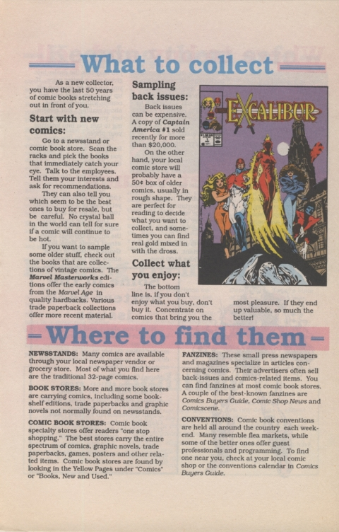 All About Collecting Comic Books Page 5