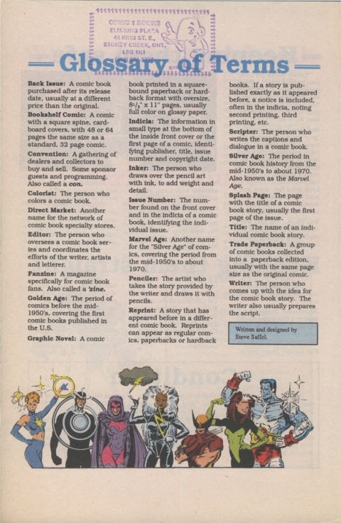All About Collecting Comic Books Page 8