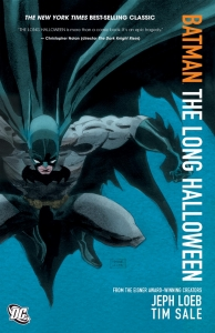 Batman The Long Halloween cover