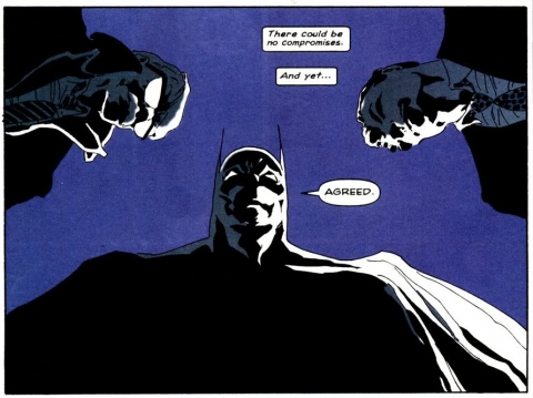 Batman The Long Halloween interior 3