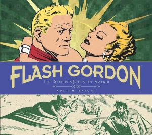 Flash Gordon The Storm Queen Of Valkir cover