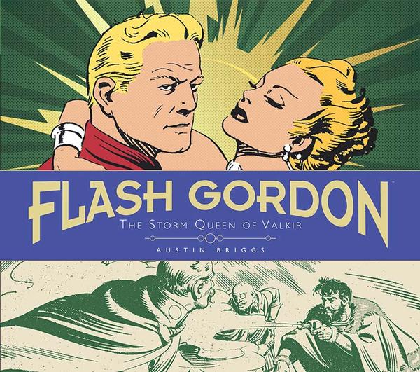 Review | Flash Gordon: The Storm Queen Of Valkir, Sundays 1944-1948
