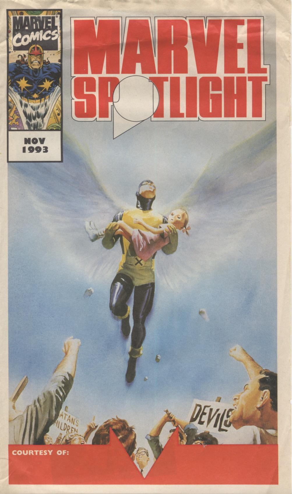 Time Capsule: Marvel Spotlight November 1993
