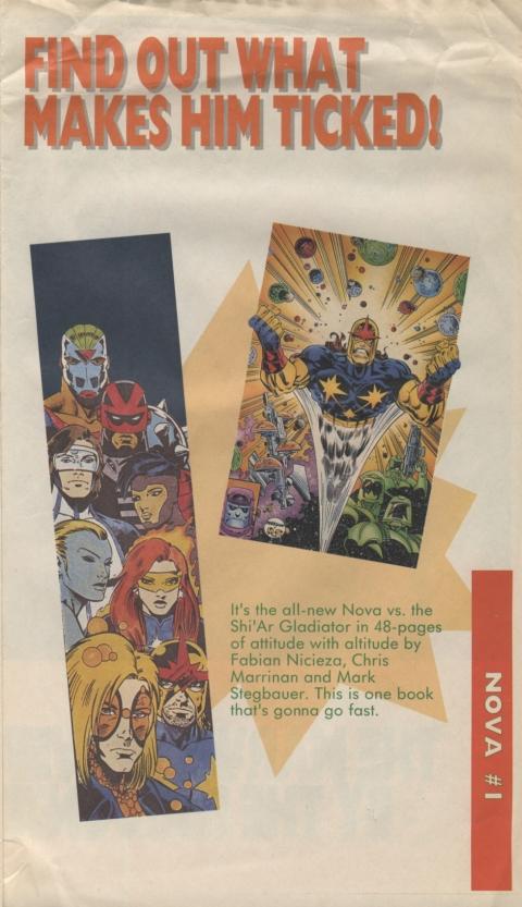 Marvel Spotlight November 1993 Page 3