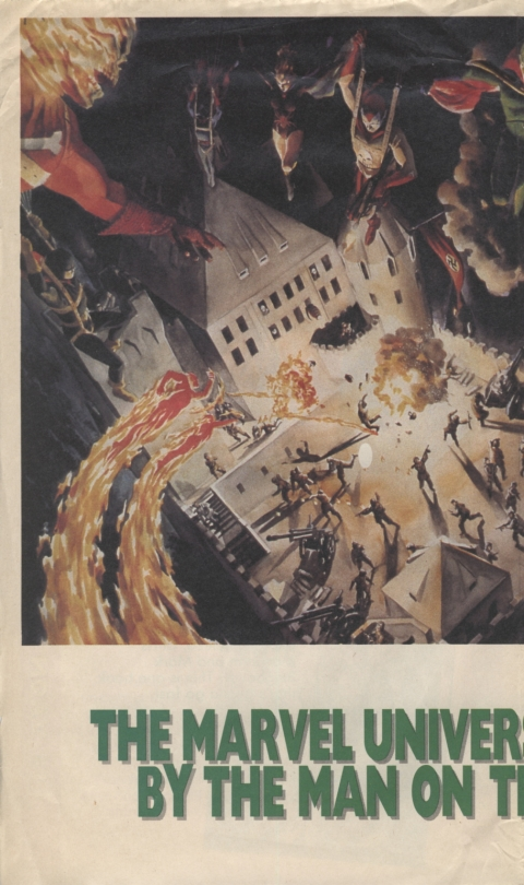 Marvel Spotlight November 1993 Page 4