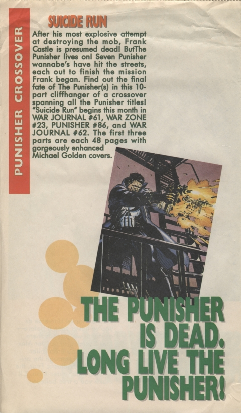 Marvel Spotlight November 1993 Page 6
