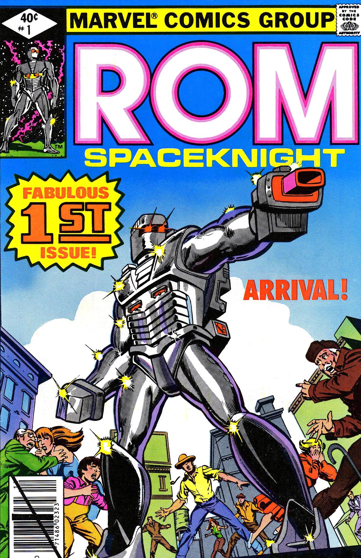 ROM: Spaceknight, Part 1