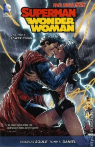 Superman Wonder Woman Vol 1 cover