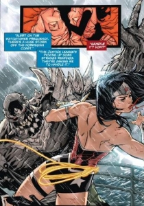 Superman Wonder Woman Vol 1 interior 2