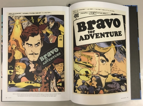 Bravo For Adventure interior 4