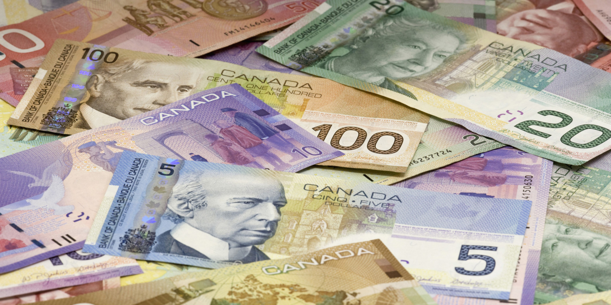Canadian Dollar Hits 11 Year Low