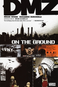 DMZ Vol 1 On The Ground cover