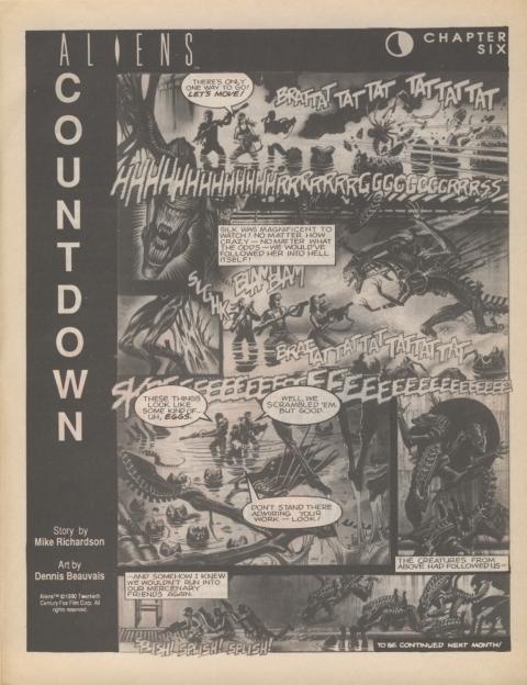 Dark Horse Insider February 1991 Page 7