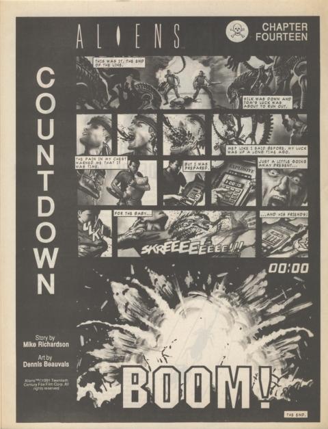 Dark Horse Insider November 1991 page 7