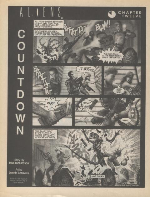 Dark Horse Insider September 1991 Page 7