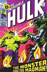 Incredible Hulk 144