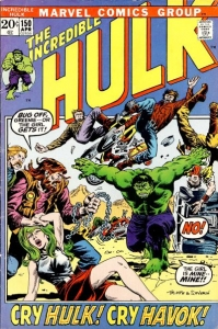 Incredible Hulk 150