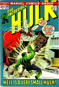 Incredible Hulk 154