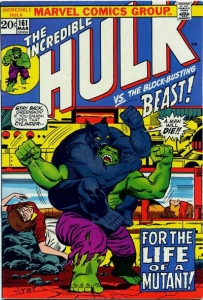 Incredible Hulk 161