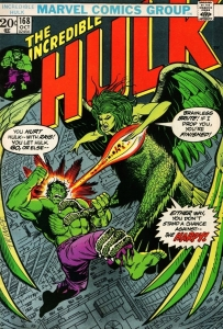 Incredible Hulk 168