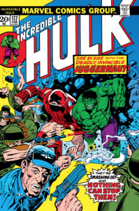 Incredible Hulk 172